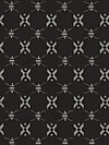 Katagami PWPG050-BLACK Fabric by Parson Gray