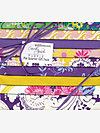 Caravelle Arcade PURPLE Fat Quarter Gift Pack by Jennifer Paganelli