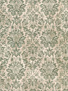 Eclectic Elements PWTH029-TEAL Fabric by Tim Holtz