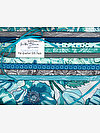 In the Bloom TURQUOISE Fat Quarter Gift Pack by Valori Wells