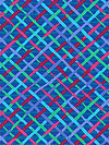 Brandon Mably PWBM037-COBAL Fabric