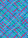 Brandon Mably PWBM037-TURQU Fabric