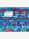 Kaffe Collective Fall 2015 LAPIS Fat Quarter Gift Pack