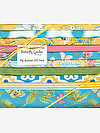Butterfly Garden YELLOW Fat Quarter Gift Pack by Dena Designs