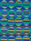 Brandon Mably PWBM055-COBAL Fabric