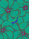 Brandon Mably PWBM056-GREEN Fabric