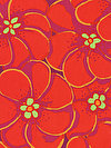 Brandon Mably PWBM056-ORANG Fabric