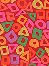 Brandon Mably PWBM057-REDXX Fabric