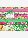 Classic Floral CITRUS Fat Quarter Gift Pack by Snow Leopard Designs