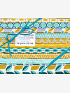Joel Dewberry True Colors AQUA Fat Quarter Gift Pack