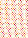 Slow & Steady PWTP090-ORANG Fabric by Tula Pink