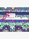 Slow & Steady BLUE RASPBERRY Fat Quarter Gift Pack by Tula Pink