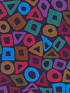 Brandon Mably PWBM057-PURPL Fabric