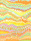 Kaffe Fassett PWGP159-YELLO Fabric