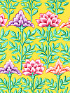Kaffe Fassett PWGP161-YELLO Fabric