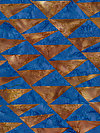 Artisan BKKF003-BROWN Batik Fabric by Kaffe Fassett