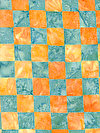 Artisan BKKF006-YELLO Batik Fabric by Kaffe Fassett
