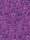 Jasmine AVW-16646-253 Boysenberry Fabric by Valori Wells