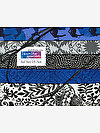 Jasmine ROYAL BLUE & EBONY Half Yard Pack by Valori Wells