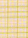 Friedlander AFR-16606-144 Peach Fabric by Carolyn Friedlander