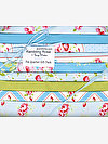 Rambling Rose BLUE Fat Quarter Gift Pack by Tanya Whelan