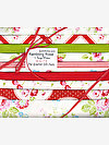 Rambling Rose WHITE Fat Quarter Gift Pack by Tanya Whelan