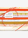 Friedlander TANGERINE Fat Quarter Gift Pack by Carolyn Friedlander