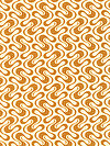 hello LOVE PWHB079-GOLDX Fabric by Heather Bailey