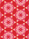 hello LOVE PWHB082-REDXX Fabric by Heather Bailey