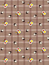 Winter Walk PWDS128-BARKX Fabric by Denyse Schmidt