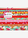 Tabby Road STRAWBERRY FIELDS Fat Quarter Gift Pack by Tula Pink