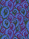 Philip Jacobs PWPJ087-BLUEX Fabric