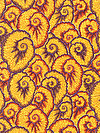 Philip Jacobs PWPJ087-OCHRE Fabric