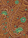 Kaffe Fassett PWGP147-BROWN Fabric