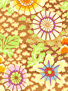 Kaffe Fassett PWGP148-YELLO Fabric