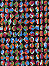 Brandon Mably PWBM061-BLACK Fabric