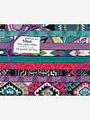 Tribal AMAZON Fat Quarter Gift Pack by Snow Leopard Designs