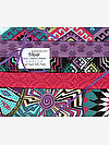 Tribal AMAZON Half Yard Gift Pack by Snow Leopard Designs