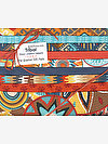 Tribal TERRA Fat Quarter Gift Pack by Snow Leopard Designs