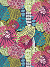 Posy PWAR001-ABELI Fabric by Amy Reber