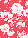 Shades of Rose PWTW136-REDXX Fabric by Tanya Whelan