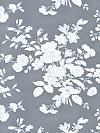 Shades of Rose PWTW142-GRAYX Fabric by Tanya Whelan