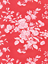 Shades of Rose PWTW142-REDXX Fabric by Tanya Whelan