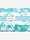 Shades of Rose TEAL Half Yard Gift Pack by Tanya Whelan