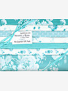 Shades of Rose TEAL Fat Quarter Gift Pack by Tanya Whelan