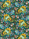 Floral Retrospective PWAH083-FORES Fabric by Anna Maria Horner