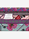 Floral Retrospective PLUM Half Yard Gift Pack by Anna Maria Horner