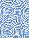 Artisan PWKF004-BLUEX Fabric by Kaffe Fassett