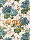 English Garden PWSL055-HARVE Fabric by Snow Leopard Designs