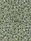 English Garden PWSL058-GREEN Fabric by Snow Leopard Designs